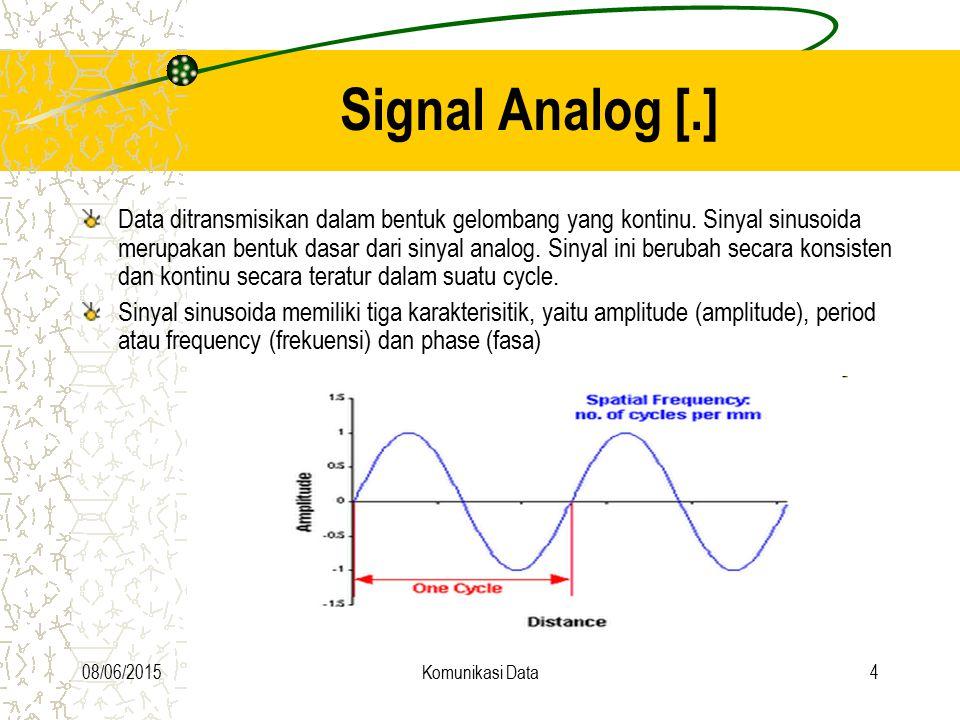 Signal Analog [.]